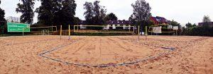 Beach aufräumen @ GWE Volleyball