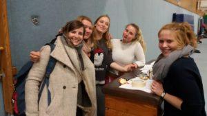 Neujahrsturnier  GWE & friends @ Stadtteilschule Stellingen