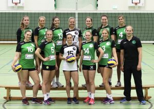 RL Damen GWE vs MSV Pampow @ Stadtteilschule Stellingen