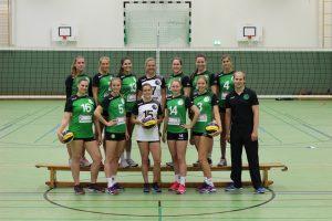 RL Nord Frauen  GWE vs Schweriner SC @ Stadtteilschule Stellingen