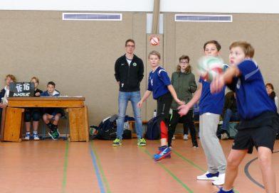 Jugendliga 4  GWE Jungs gewinnen gegen Rissen 3