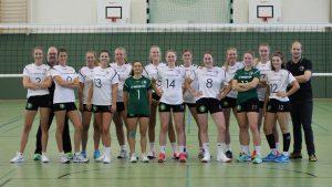 Dritte Liga Nord  GWE vs VCO Schwerin @ Stadtteilschule Stellingen