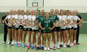 Dritte Liga Nord  -  GWE 1   vs  USV Halle Hurricanes @ Stadtteilschule Stellingen