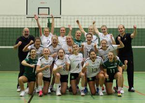 Dritte Liga Nord GWE vs VSV Havel @ Stadtteilschule Stellingen