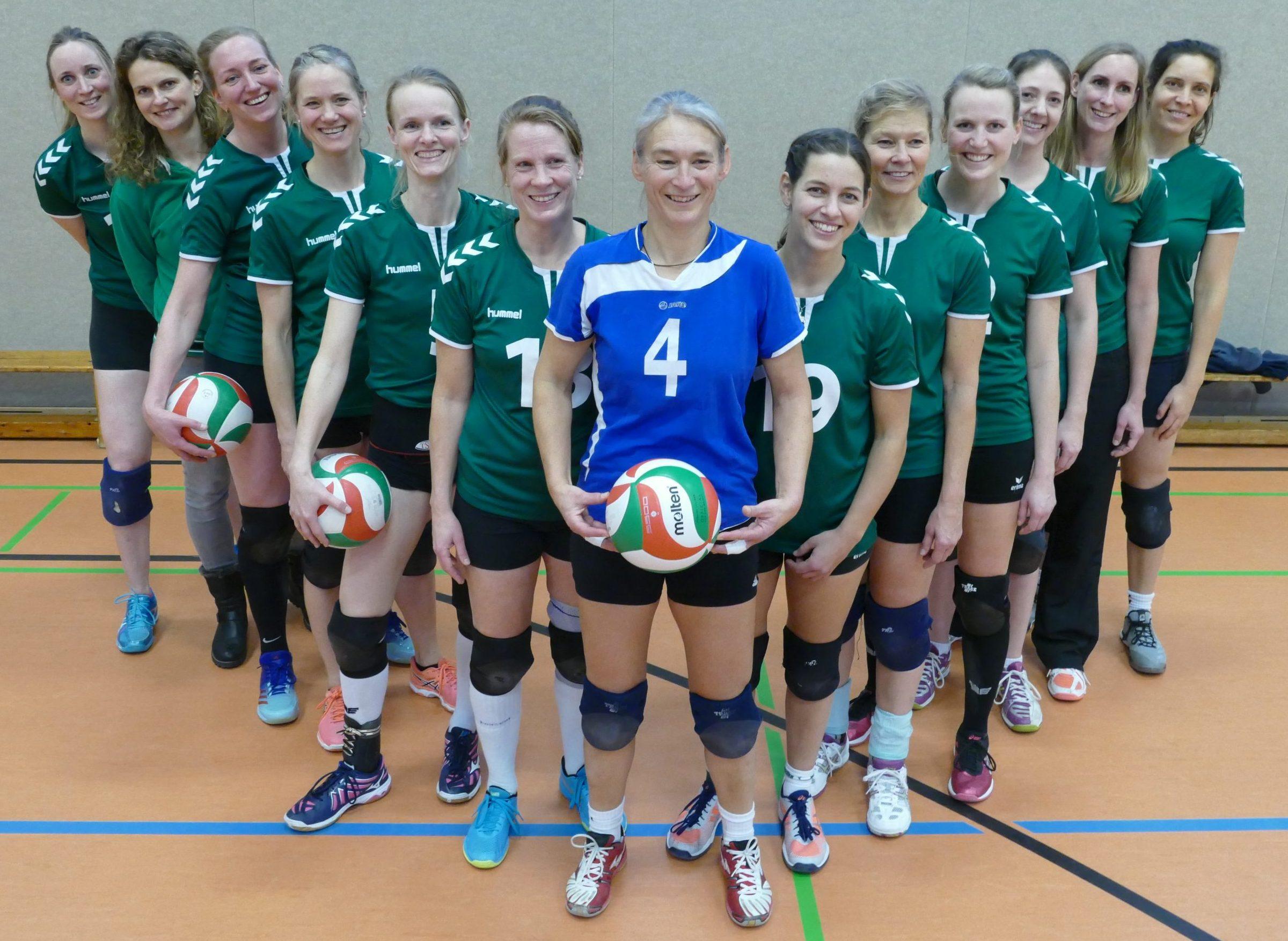 2. Damen Verbandsliga