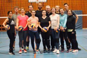 Internes Mixed Turnier @ Stadtteilschule Stellingen