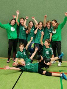 Probetraining Jugend  U14 @ Stadtteilschule Stellingen ZFH