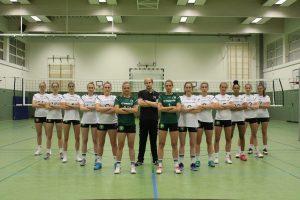 Dritte Liga Frauen GWE vs BBSC Berlin 2 @ Hagenbeckstr. neue Halle